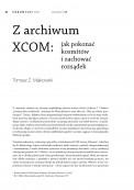 Z archiwum XCOM: jak pokonać kosmitów i zachować rozsądek