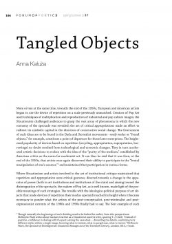 Tangled Objects