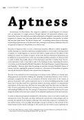 Aptness