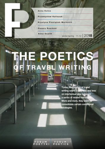 Forum of Poetics | winter/spring 2018