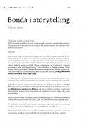 Bonda i storytelling